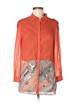 Addison Long Sleeve Blouse Size S