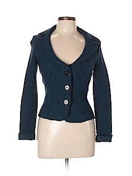 United Colors Of Benetton Wool Blazer Size 44 (EU)