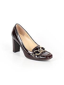 Coach Heels Size 8 1/2