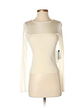 Papillon Silk Pullover Sweater Size S