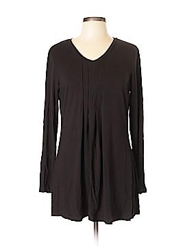 Sahalie Long Sleeve Top Size XL