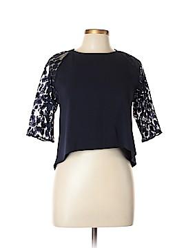 Closet 3/4 Sleeve Blouse Size 10
