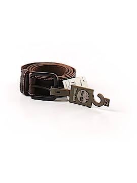 Timberland Leather Belt 32 Waist