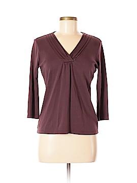 L.L.Bean 3/4 Sleeve Blouse Size S