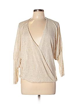 Casa Lee 3/4 Sleeve Top Size XL
