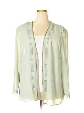 R&M Richards Jacket Size 22W (Plus)