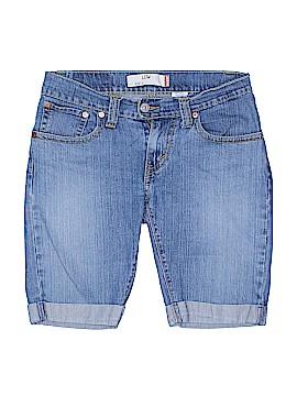 Levi's Denim Shorts Size 8