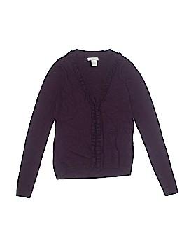 Tweeds Wool Cardigan Size M