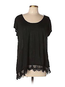 Caren Sport Short Sleeve Top Size XL