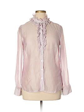 Cremieux Long Sleeve Blouse Size 14