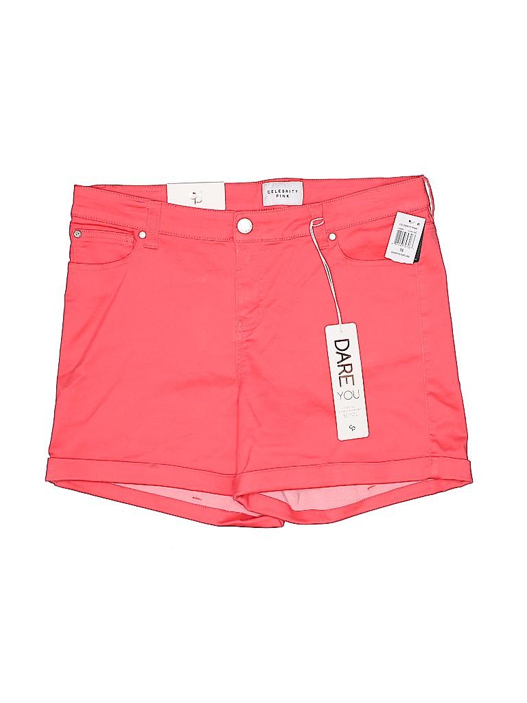 Celebrity Pink Women Shorts Size 16
