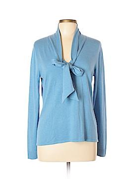 Etcetera Silk Pullover Sweater Size L