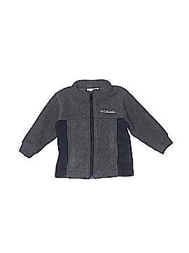 Columbia Fleece Jacket Size 6-12 mo