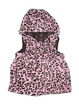 U.S. Polo Assn. Faux Fur Vest Size 5