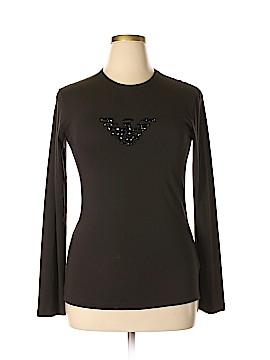Emporio Armani Long Sleeve T-Shirt Size L