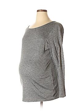 Loved by Heidi Klum Long Sleeve Top Size XL (Maternity)