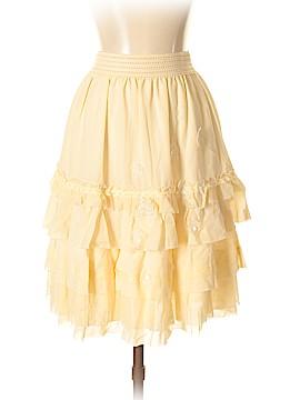 Cynthia Steffe Silk Skirt Size 0