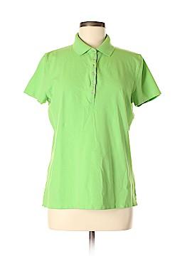 St. John's Bay Short Sleeve Polo Size L