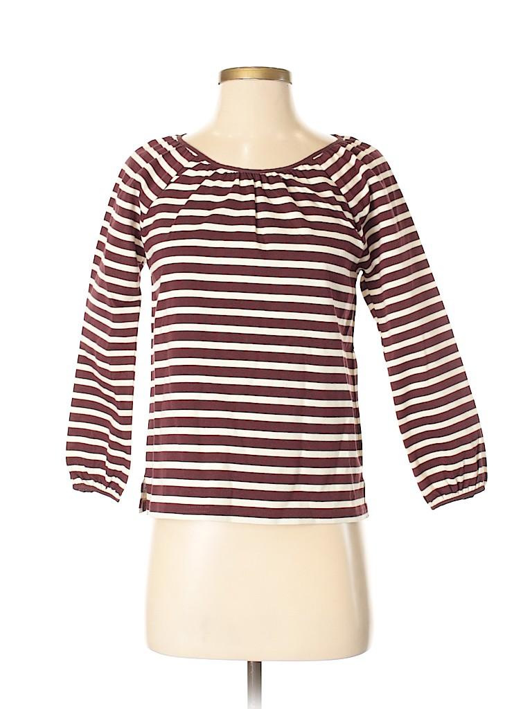 J. Crew Women Long Sleeve Blouse Size XXXS