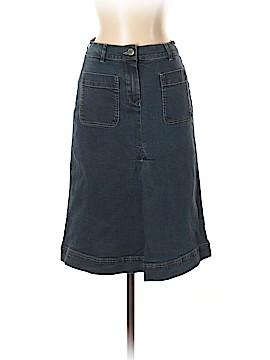 Massimo Dutti Denim Skirt Size 4