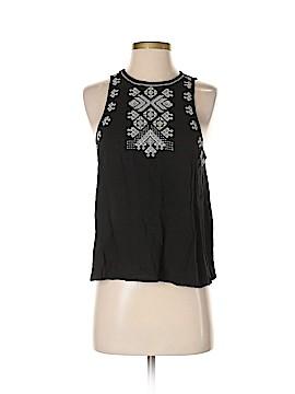 Sun & Shadow Sleeveless Top Size S