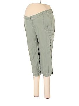 Liz Lange Maternity Cargo Pants Size 6 (Maternity)