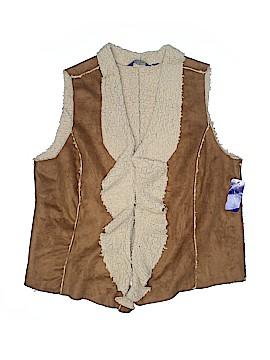 Great Northwest Indigo Vest Size 1X (Plus)
