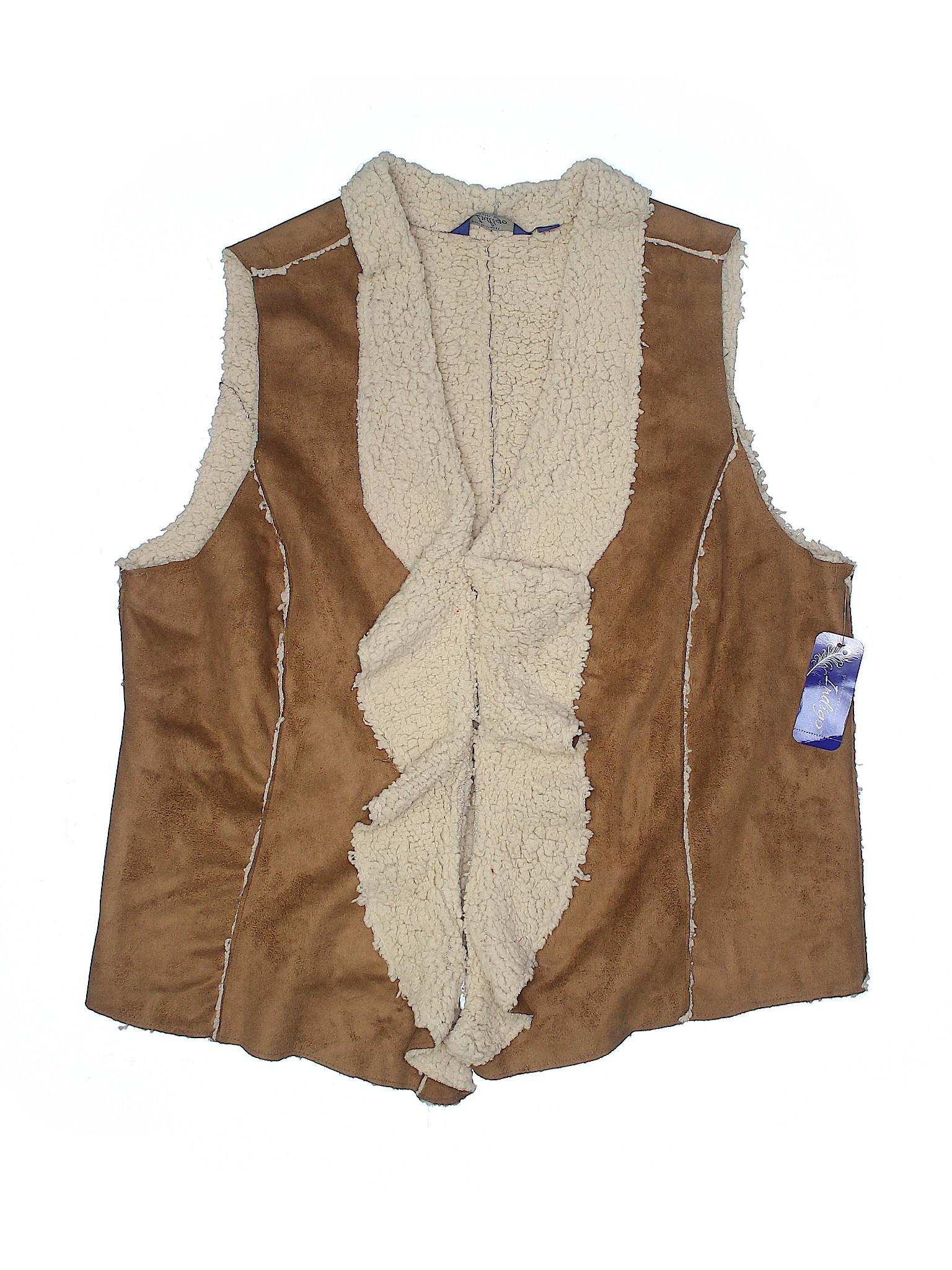 winter Indigo Boutique Vest Great Northwest fqBAnHZ