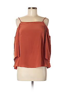 Bailey 44 3/4 Sleeve Silk Top Size XS