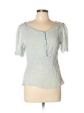 Queen of Heartz Short Sleeve Blouse Size XL