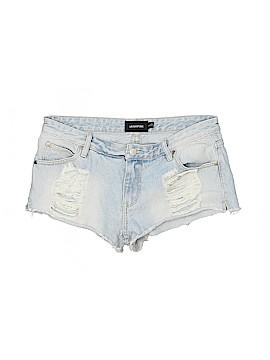 Mink Pink Denim Shorts Size L