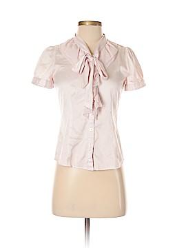 G2000 Short Sleeve Blouse Size M