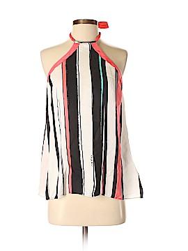 Byblos Sleeveless Silk Top Size 6