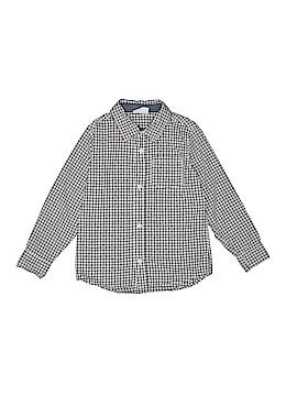 Crazy 8 Long Sleeve Button-Down Shirt Size 5T