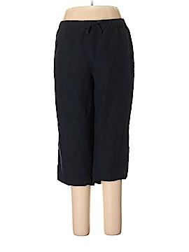 Cj Banks Linen Pants Size 2X (Plus)