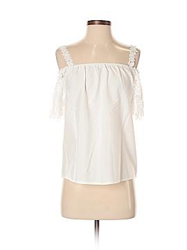 Unbranded Clothing Short Sleeve Blouse Size S