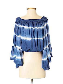 Elan Long Sleeve Blouse Size S