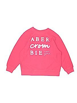 Abercrombie Fleece Jacket Size 9 - 10