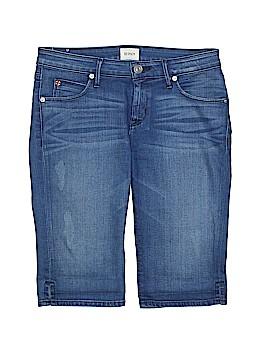 Hudson Jeans Denim Shorts 27 Waist