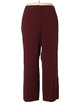 Jones New York Collection Dress Pants Size 24 (Plus)