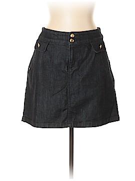 Juicy Couture Denim Skirt 32 Waist
