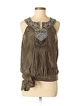 Clothing Co. Sleeveless Blouse Size M