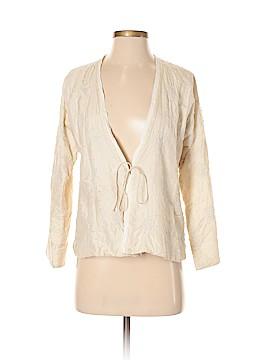 Dosa Silk Cardigan Size 1