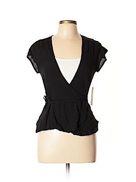 TOBI Short Sleeve Silk Top Size M