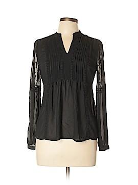 Indigo Collection Long Sleeve Blouse Size 38 (EU)