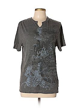 Buffalo by David Bitton Short Sleeve T-Shirt Size L