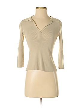 Spenser Jeremy 3/4 Sleeve Silk Top Size S