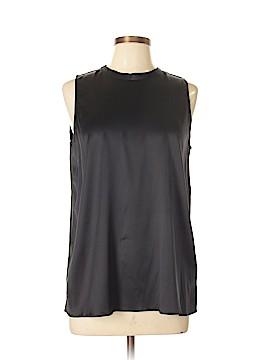 Brunello Cucinelli Sleeveless Silk Top Size XL