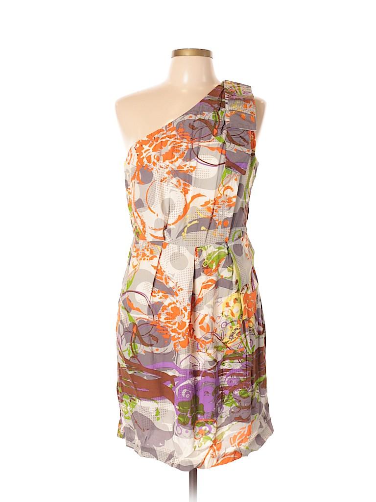 Renee C. Women Casual Dress Size L