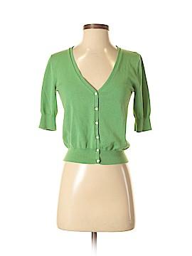 Sarah Spencer Silk Cardigan Size S